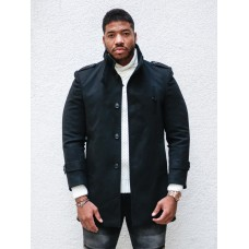 """""""Tommy"""" - Black Wool Coat from $109.99"""